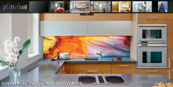 glaviva glas bedruckung fotos ideen anregungen bilder beispiele als design vorlagen. Black Bedroom Furniture Sets. Home Design Ideas